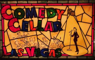 AUGUST LINEUP AT WORLD-FAMOUS COMEDY CELLAR LV
